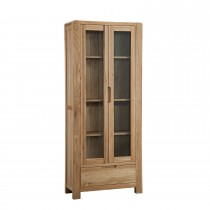 Casa Alta 2 Door Display Cabinet
