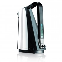 Bugatti Vera Electric Kettle, Polished Stainless Steel