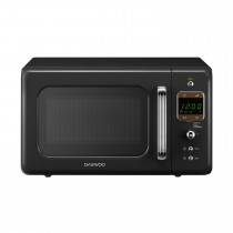 Daewoo 801w Touch Control Microwave, Black