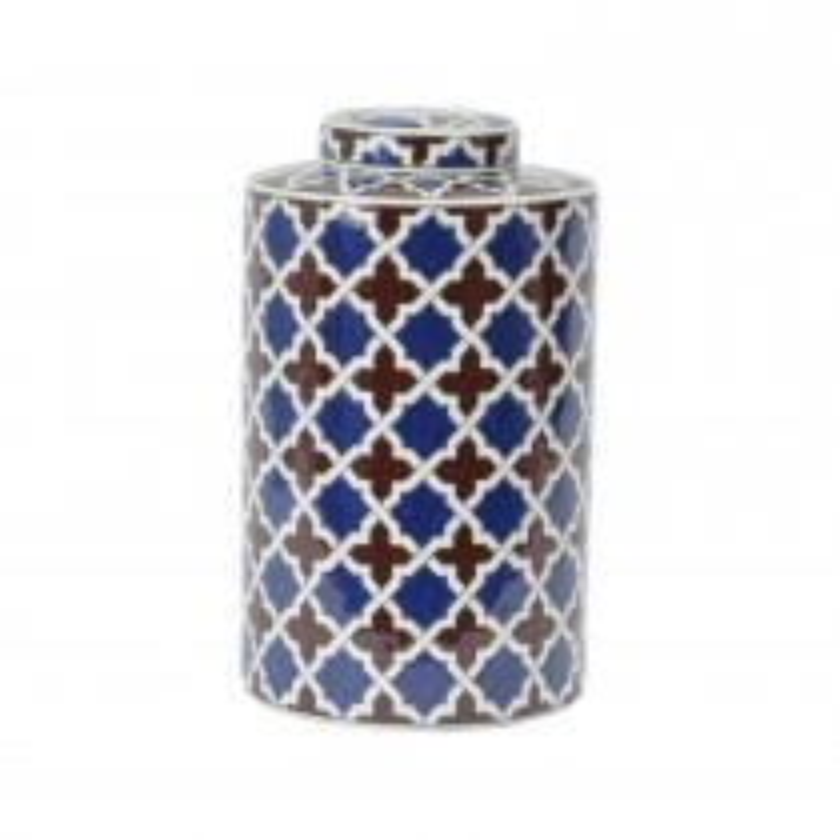 Libra Tile Print Jar Large