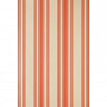 Farrow And Ball Tented Stripe 13-51, Orange/ Beige