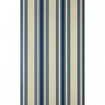 Farrow And Ball Tented Stripe 13-72, Beige/ Blue