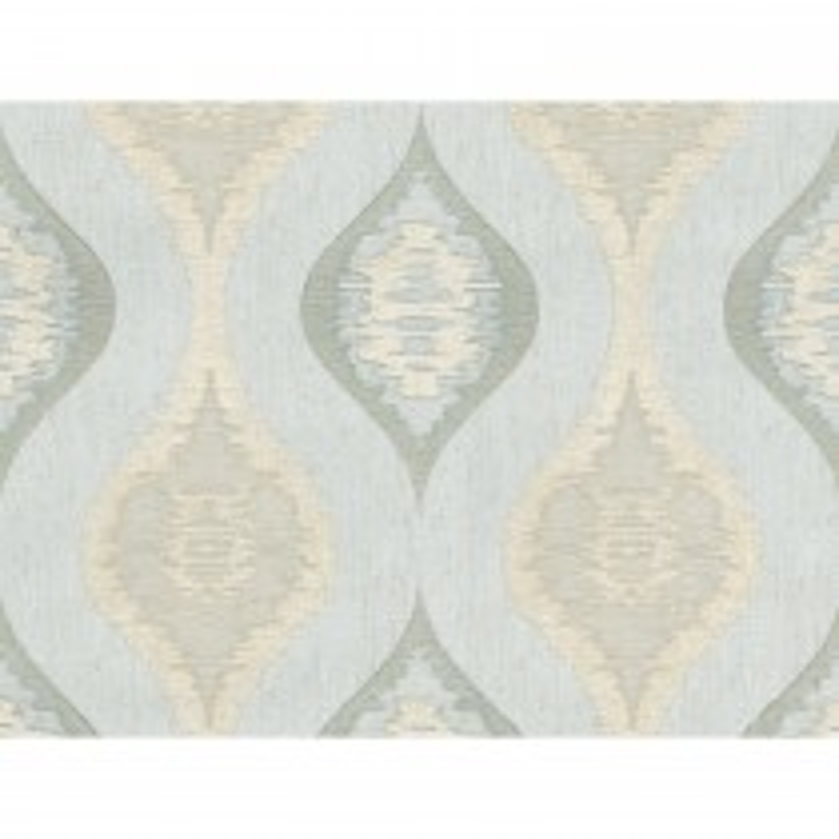 Belgravia San Marino Geometric Wallpaper, Aqua