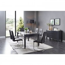 Casa Firenze Table & 4 Chairs