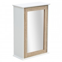 Casa Bamboo Bathroom Mirror Cabinet