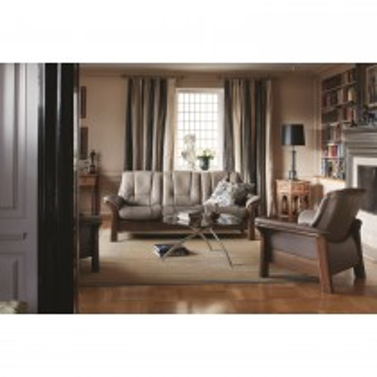 Stressless Windsor High Back 3str Sofa 3 Seat
