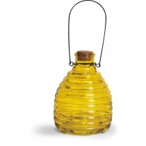 Ivyline Wasp Traps 18cm Yellow, Yellow