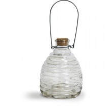 Ivyline Wasp Traps 18cm Clear, Clear
