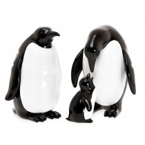 Casa Penguin Fmily, Black/white