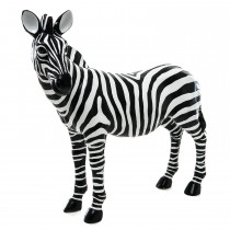 Casa Zebra, Black/white