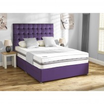 Mammoth Supersoft 270 Double 4 Drawer Divan