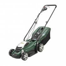 Webb 33cm Electric Rotary Mower, Gree/grey