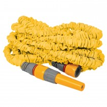 Hozelock Superhoze Expanding 15m Hose, Yellow