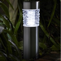 Smart Garden Stella Nickel Bollard Light