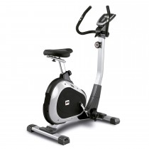 Bh Fitness Artic Upright Fitness Bike, Black/ Silver