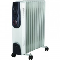 11 FIN 2.5KW Oil Filled Heater