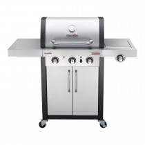 Char-broil Professional 3400, Silver
