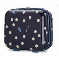 Radley Vintage Dog Dot Vanity Case