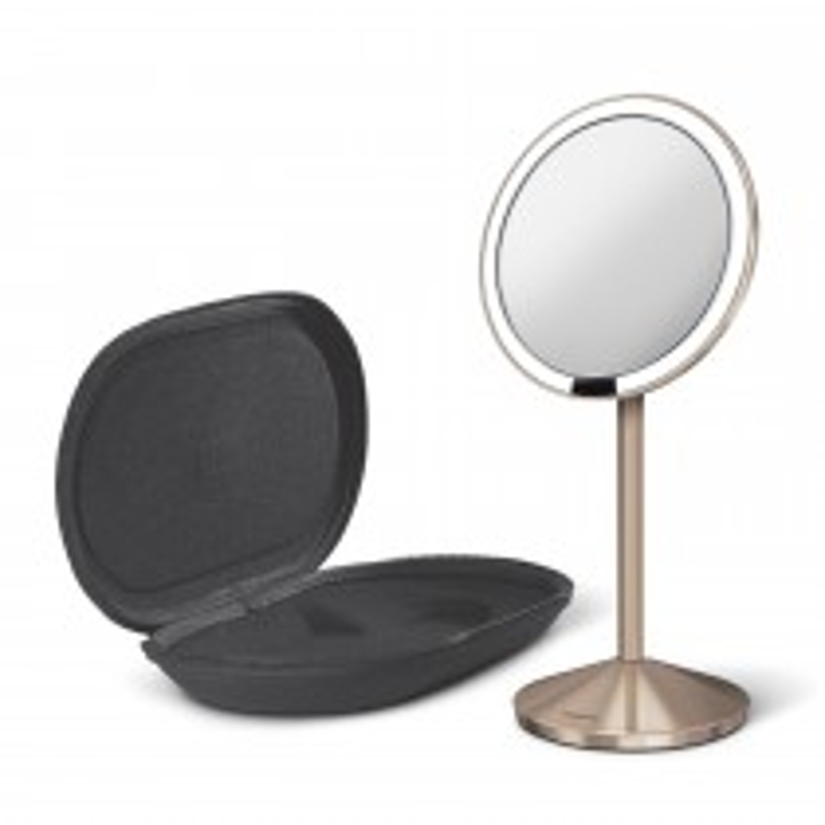 Simplehuman Sensor Mirror, 12cm, Rose Gold