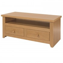 Harper Tv Unit With 2 Drawers