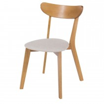 Harper Chair - Curved Back