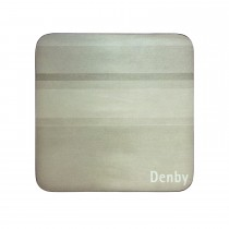 Denby Natural 6 Piece Coasters, Cream