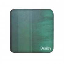 Denby Green 6 Piece Coasters, Green