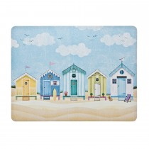 Denby Seaside 6 Piece Placemats, Blue