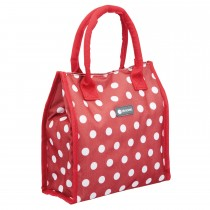 Kitchencraft 4l Tote Cool Bags, Red