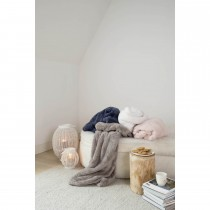 Mistral Sherpa Throw 130x170, Pink