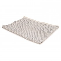 Casa Amadeus Cotton Bathmat, Grey
