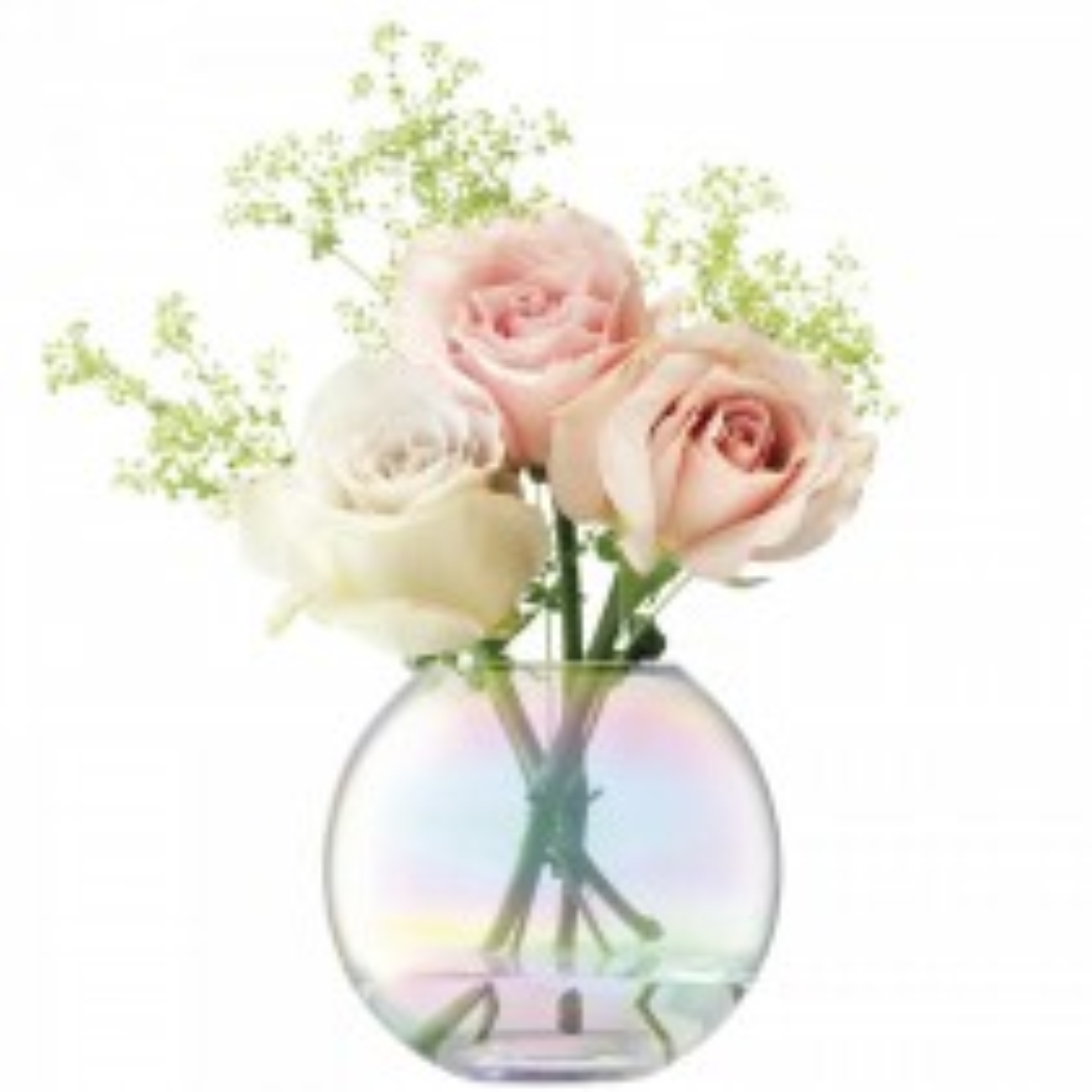 Lsa Pearl Vase 12cm, Pearl