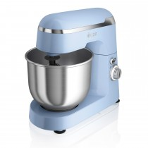 Swan Retro Stand Mixer, Pastel Blue