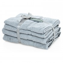 Casa Everyday Towel Bale, Silver