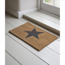 Garden Trading Star Doormat, Small