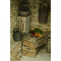 Garden Trading Set/3 Wooden Fruit Boxes