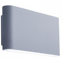 LED Outdoor Wall Bracket, Grey