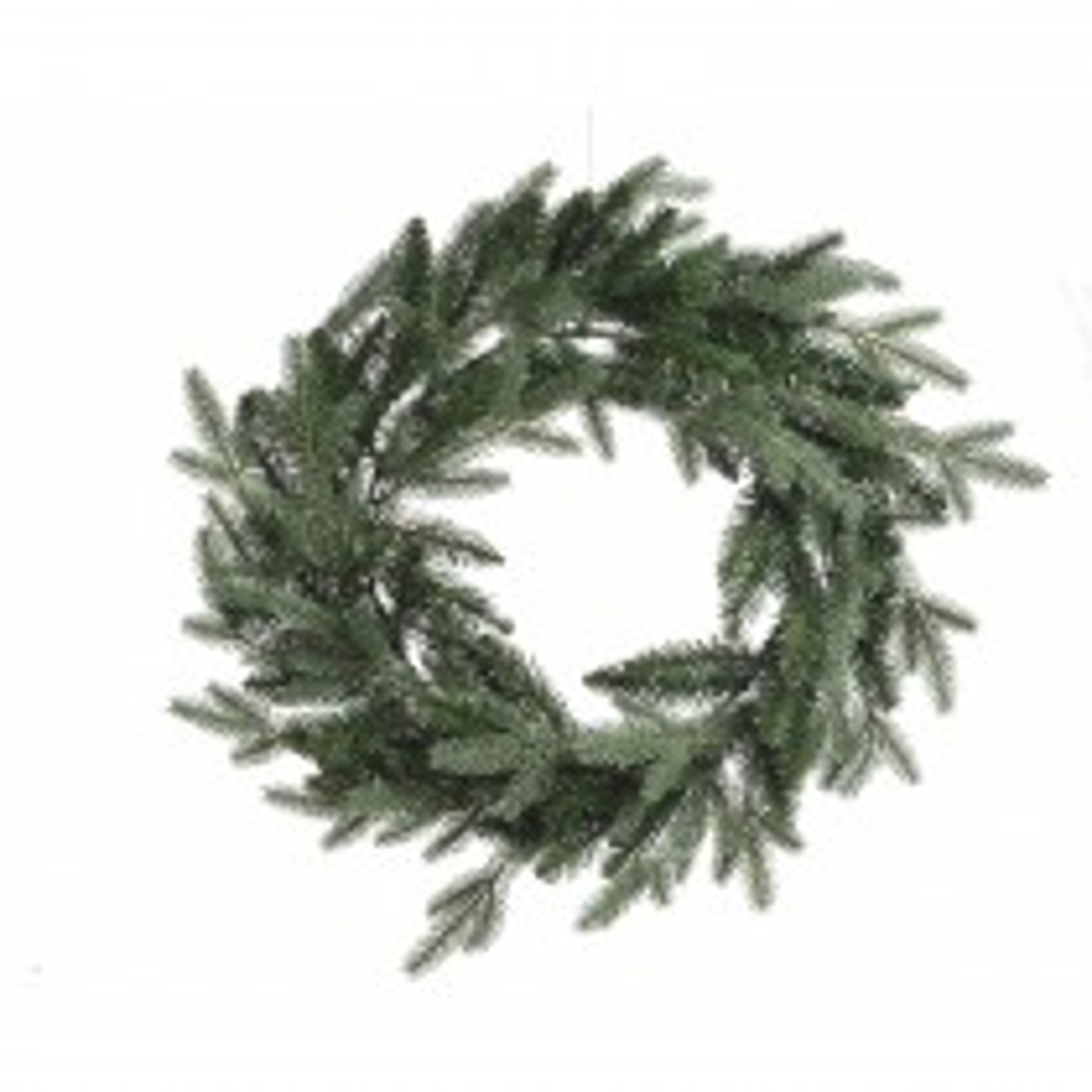 Kaemingk Aspen Wreath, Green