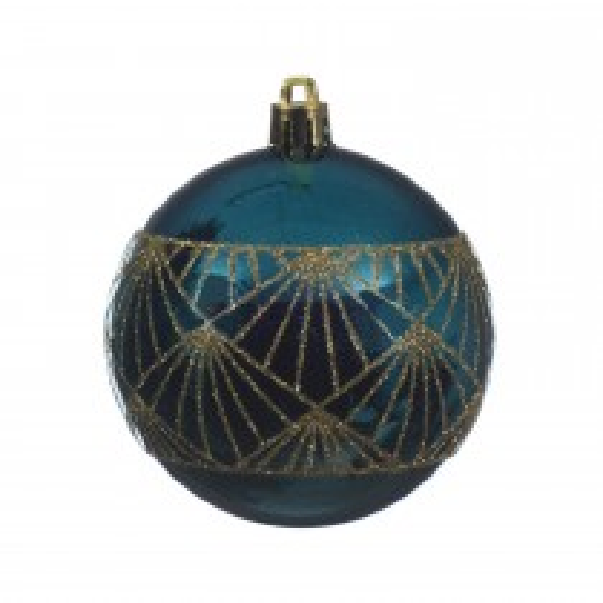 Kaemingk Deco Bauble , Blue