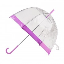 Totes PVC Dome Umbrella, Lilac