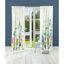 Bluebellgray Tetbury Meadow Curtain 167x137
