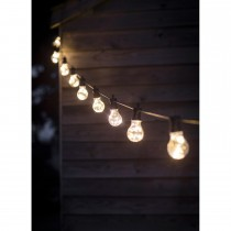 Garden Trading Festoon Lights, 10 Bulbs