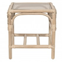 Casa Ivy Side Table, Pebble