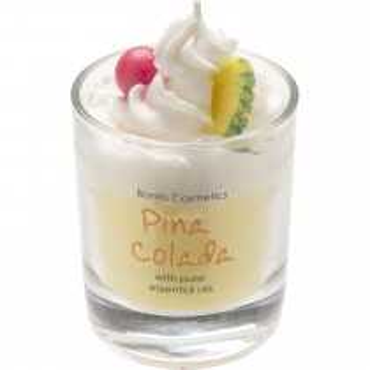 Bomb Cosmetics Pina Colada Candle