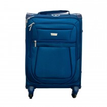 "Aerolite Canterbury 21"" Trolley, Midnight Blue"