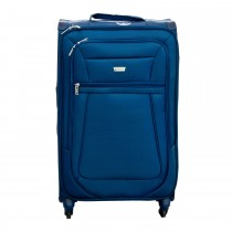 "Aerolite Canterbury 26"" Trolley, Midnight Blue"