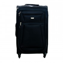 "Aerolite Canterbury 26"" Trolley, Black"