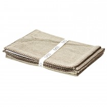 Set 4 Placemats 33x48cm, Cream