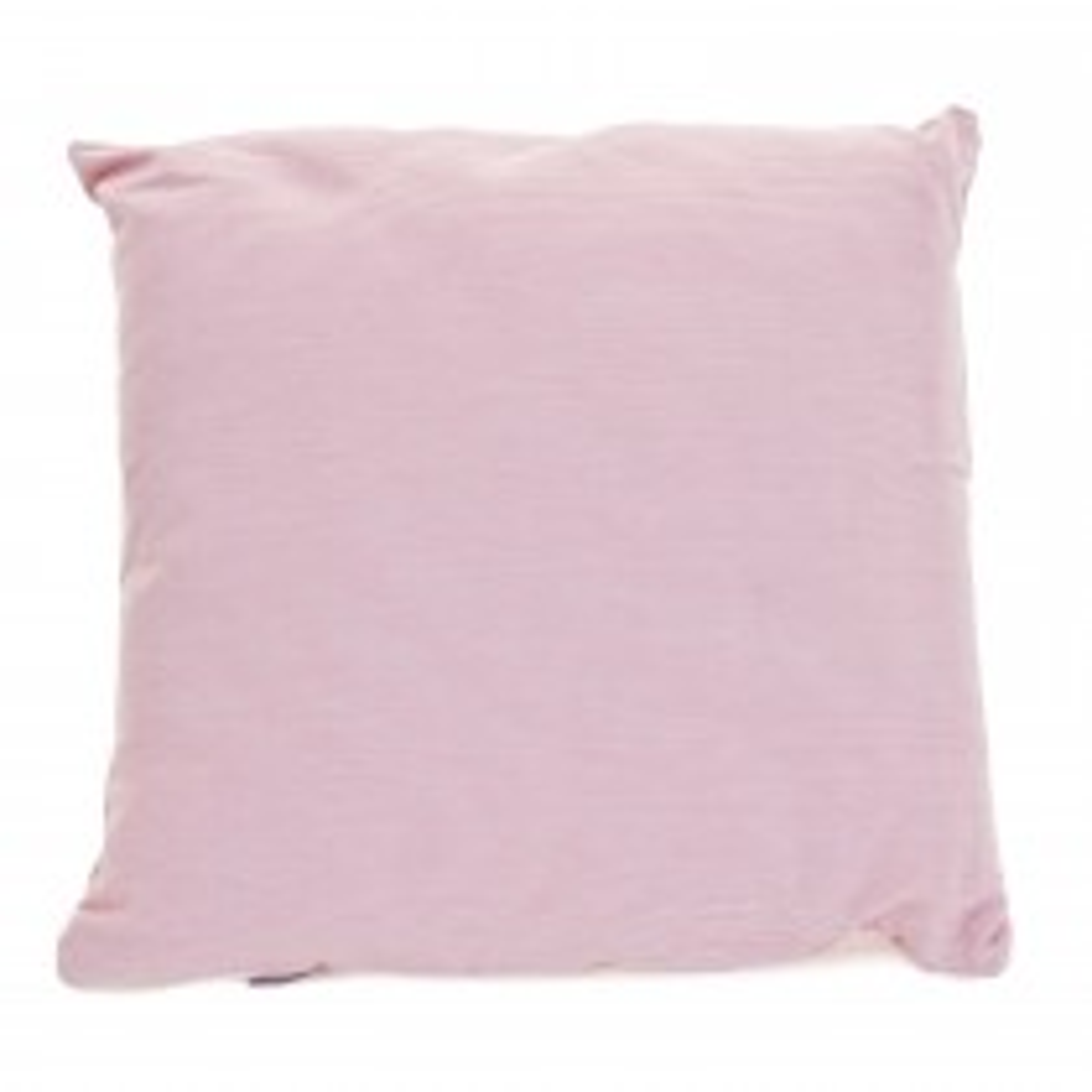 Casa Plain Cushion New Light Pink Onesize, Light Pink
