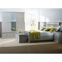 Corndell Annecy Imperial Double Low Bed Frame